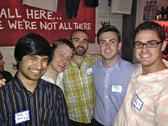 DGALA Reunion Pre-Party in NYC