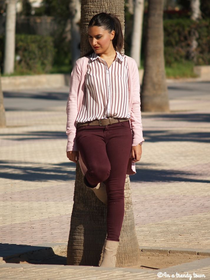 OUTFIT TOUCH OF PINK