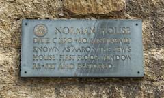 Photo of Slate plaque № 32939