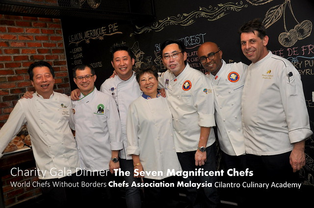 Worldchefs Without Borders Charity Gala Dinner