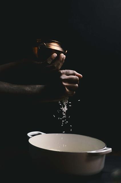 Kheer | A Brown Table