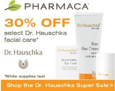 Pharmaca 30 off Dr Hauschka