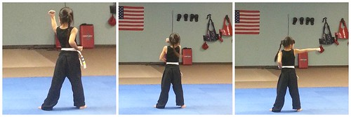 Nadia - yellow belt