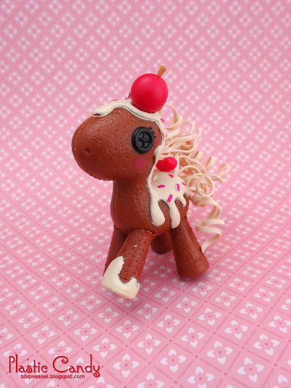 Candy Apple pony