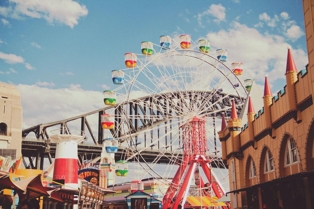 Luna Park, Sydney