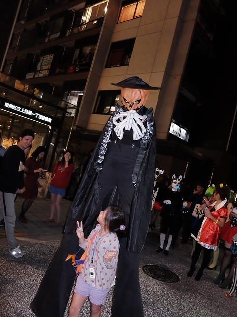 Nakameguro Blue Halloween 34