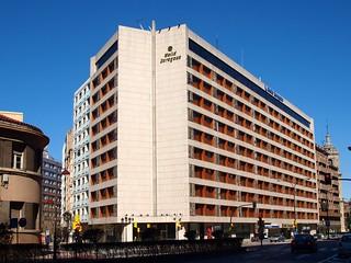 Hotel Corona de Aragón.