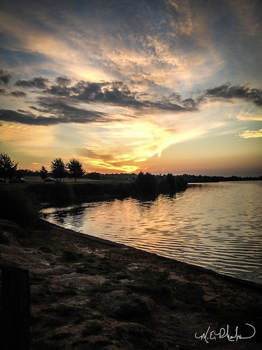 park lake fall sunrise memphis tennessee shelbyfarms