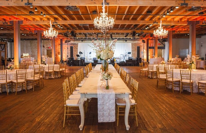 Brazos Hall Wedding