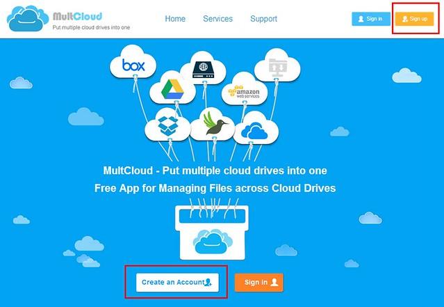 MultCloud: One Platform Across Multiple Cloud Services - Social