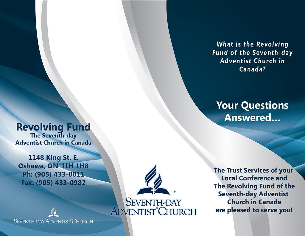 What is the Revolving Fund of the Seventh-day Adventist Church in Canada?