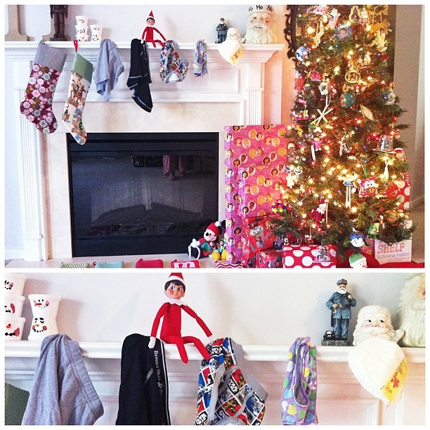 Elf on the Shelf Replace Stockings