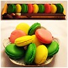 The best #cookies - #macarons by #azza