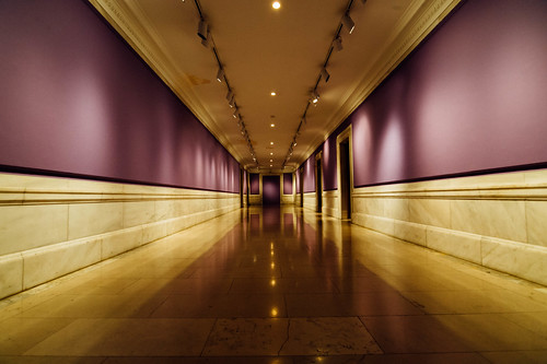 nypl corridor