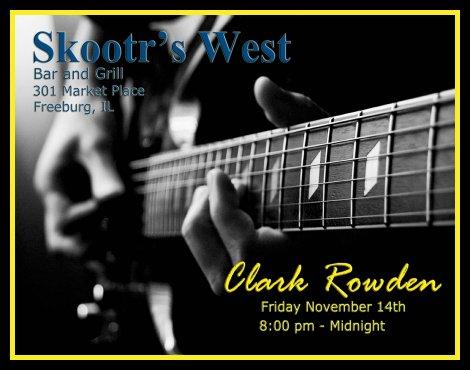 Clark Rowden 11-14-14