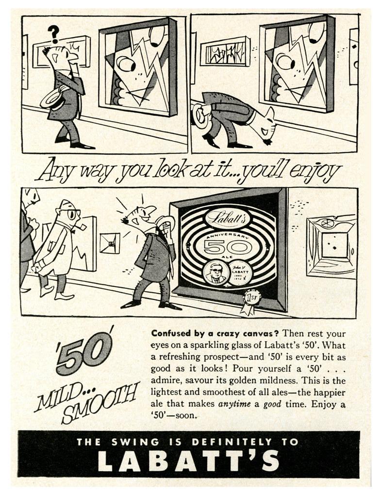 Labatts-1956-modern-art