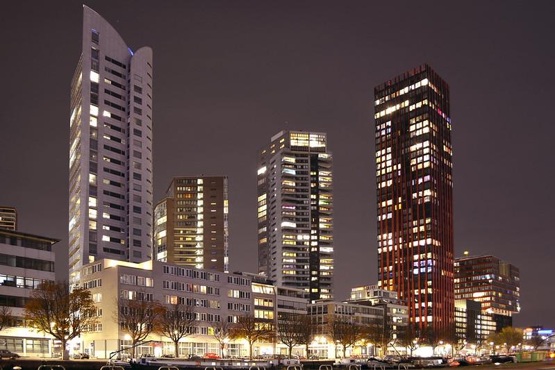 Wijnhaveneiland Rotterdam