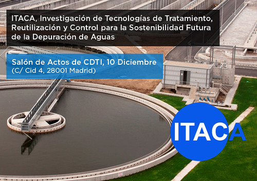 Adasa presents the results of the ITACA project on water purification