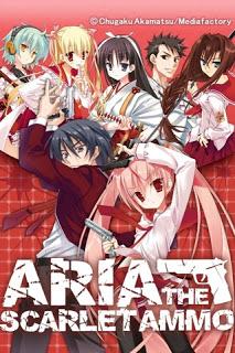 Hidan no Aria Special - Aria the Scarlet Ammo Special | Hidan No Aria OVA