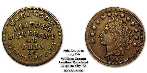 Carson Leather Merchant token