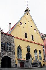 Estonian History Museum entrance