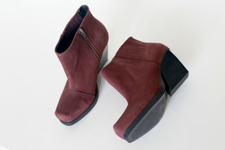 cheap monday donkerrode western laarzen 2