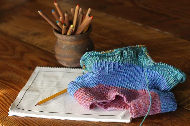 KCCO - knitting!!!