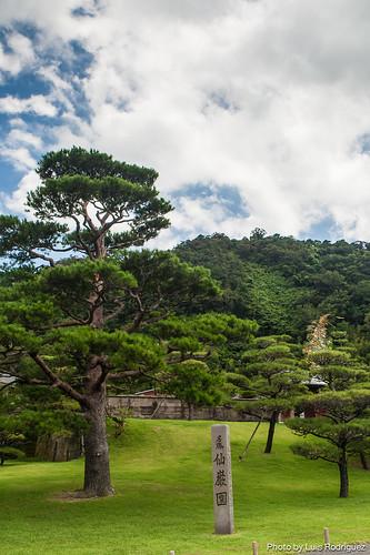 asia kagoshima jardín sakurajima volcán japón senganen 仙巌園 paisajeprestado