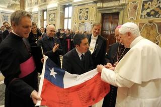 Vatican Chile Mine Collapse
