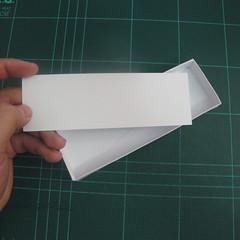 วิธีทำกล่องกระดาษสำหรับใส่ของเป็นลายดอกไม้ (Botanical paper box DIY printable template) 006