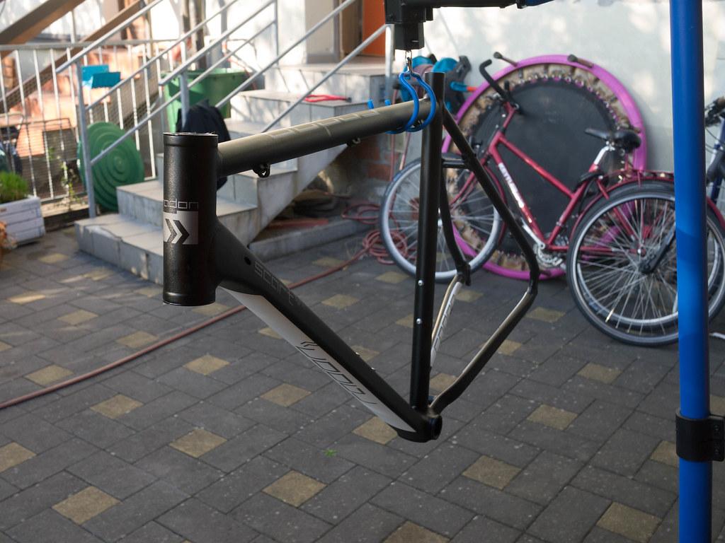 Zutatenliste – Teil 3, der Rahmen – Fahrradbastelei