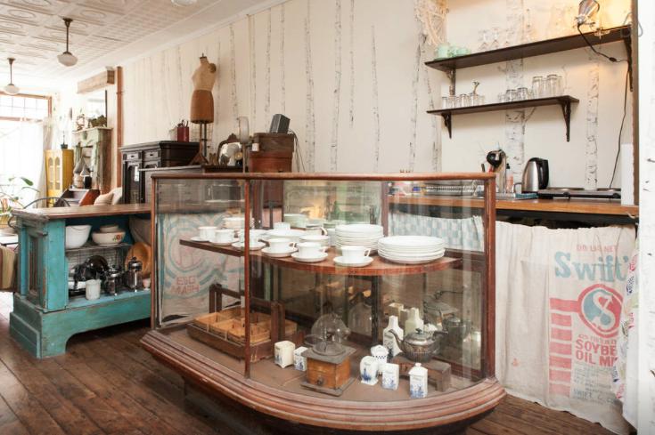 antiques brooklyn 8