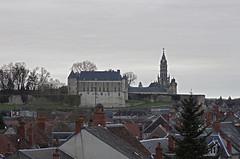 Châteauneuf-sur-Cher (Cher). - Photo of Saint-Symphorien