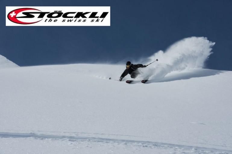 Stöckli - špičkové švýcarské lyže