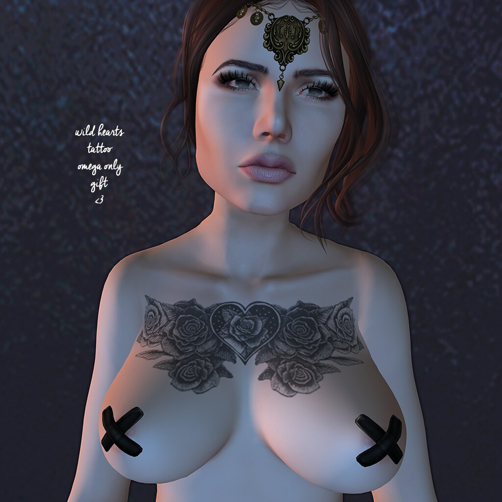 wild heart free gift at BodyFY - SecondLifeHub.com