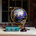 Small photo of Legal Dictionary Gavel Globe