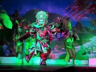 Caribbean Dancing