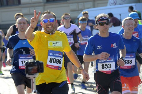 TRÉNINK: Jak uběhnout půlmaraton bez chodeckých vložek