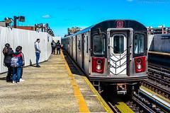MTA New York City Subway Bombardier R142 #6480