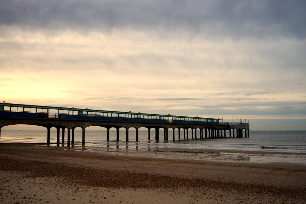 Bosecombe Pier
