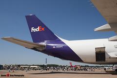 N420FE - 339 - FedEx - Airbus A310-222(F) - Fairford RIAT 2006 - Steven Gray - CRW_1767