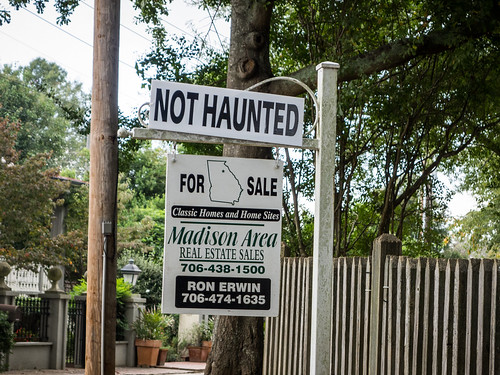 Not Haunted