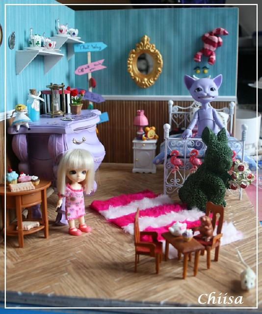 Dollhouse et Diorama de Chiisa - Photos diorama Alice (p7) - Page 5 14920013534_de215de9a8_z