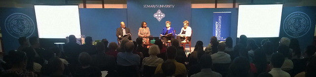 St. Mary's University: Community Conversation on Gentrification