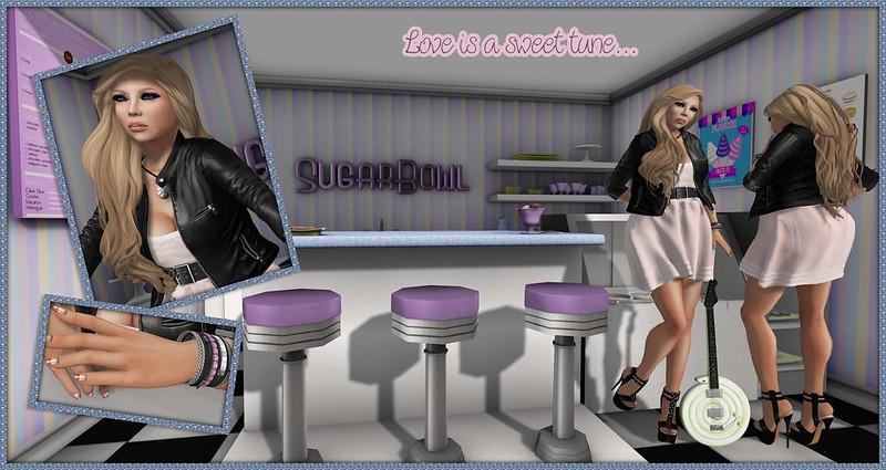 Lumae,MG,Maxi Gossamer,Slink,AvEnhancement,Blues,IKON,Whatever,Damselfly,TLC, The Liaison Collaborative,LB,La Boheme,PinkAcid,LDP,Le'Douce Push,Poised,Reign,E.A.,Eclipse Arts,RE Industries,RealEvil Industries,RealEvil, Real Evil,BluPrintz,BP,Exposeur,Candy Fair,Second Life,Momma's Style,JenJen Sommerfleck