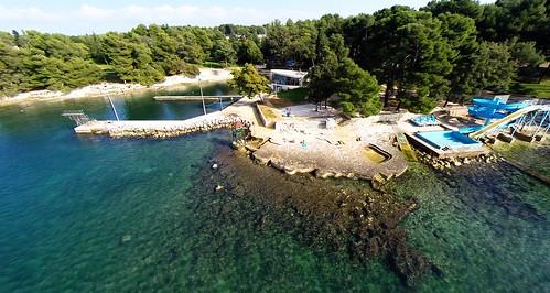 beach-waterslide-porec-croatia