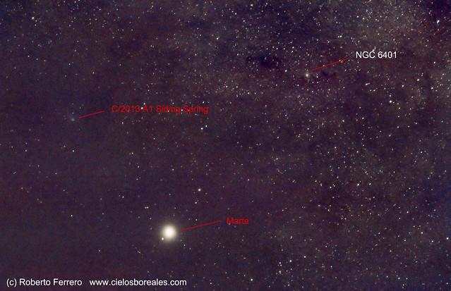 SidingSpring-Marte