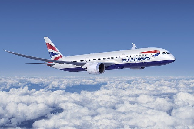 Visszahívják a British Airways Boeing 787-eseit