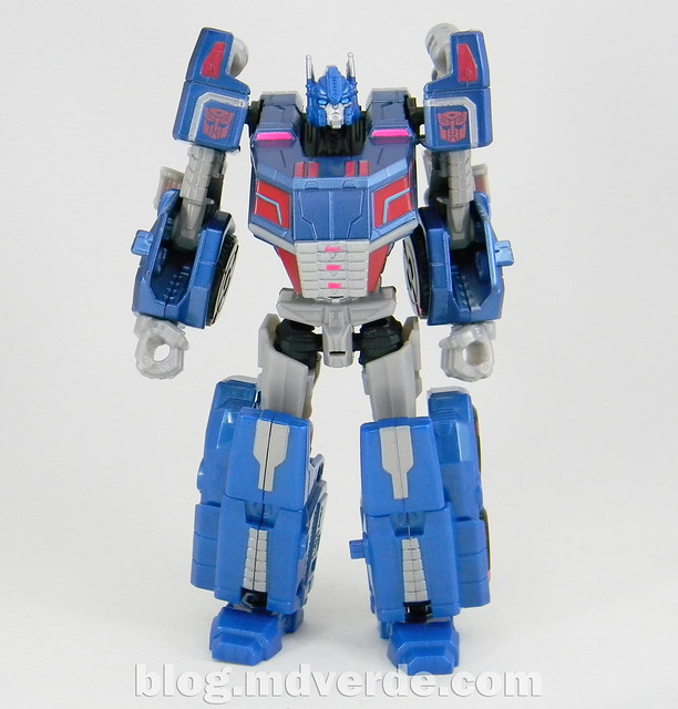Transformers Ultra Magnus Deluxe - Transformers Generations Fall of Cybertron - modo robot