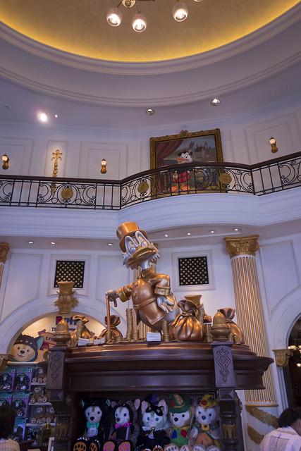Tokyo DisneySea - McDucks Department Store